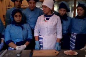 Приготування порціонних напівфабрикатів із свинини