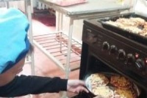 Урок виробничого навчання на тему: «Приготування піци»